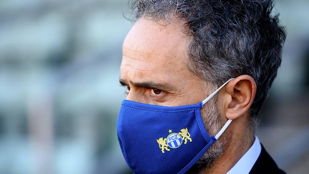 Erste Zürcher Punktverluste unter Massimo Rizzo