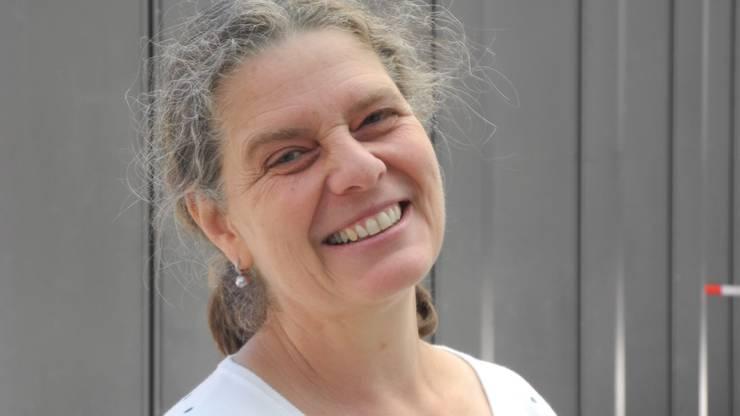 Daniela Weber ist Gründungsmitglied der Spielbühne 99.
