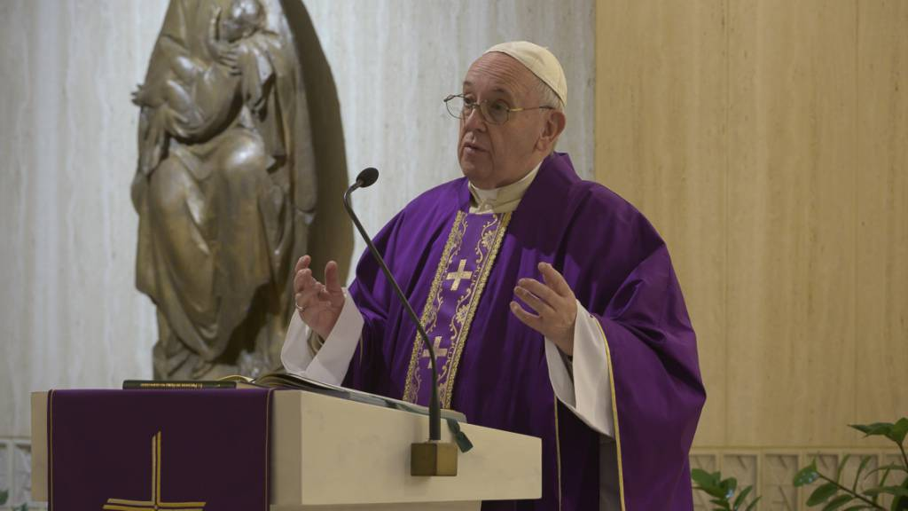 Papst spendet in Corona-Krise Segen «Urbi et Orbi»