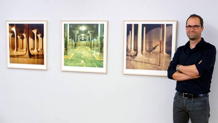 Silvio Maraini, Kunstfotograf: «Ich will nur Projekte machen, die absolut einzigartig sind.»