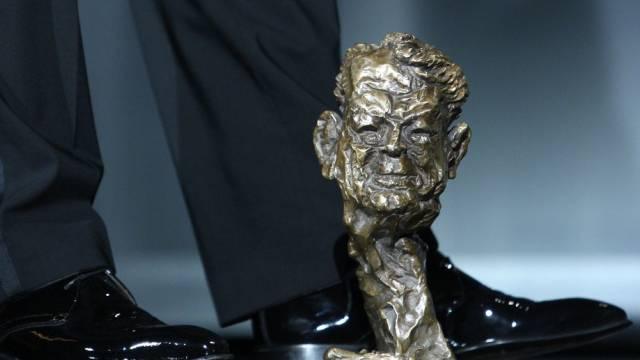 Sorgt für Diskussionen: Die Henri-Nannen-Skulptur