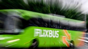 Das deutsche Fernbusunternehmen Flixbus plant in den USA eine weitere Expansion. (Symbolbild)