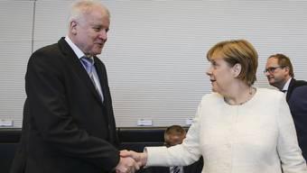 Am späten Donnerstagabend fand die Regierung aus CDU, CSU und SPD einen Kompromiss, der in einem neuen Asylpaket festgehalten wird. (Archiv)