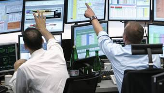 Die Rekordjagd am Schweizer Aktienmarkt geht weiter. (Archivbild)
