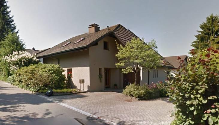 Die Auto Computer Börse geschäftet von diesem Haus in Langenthal aus.