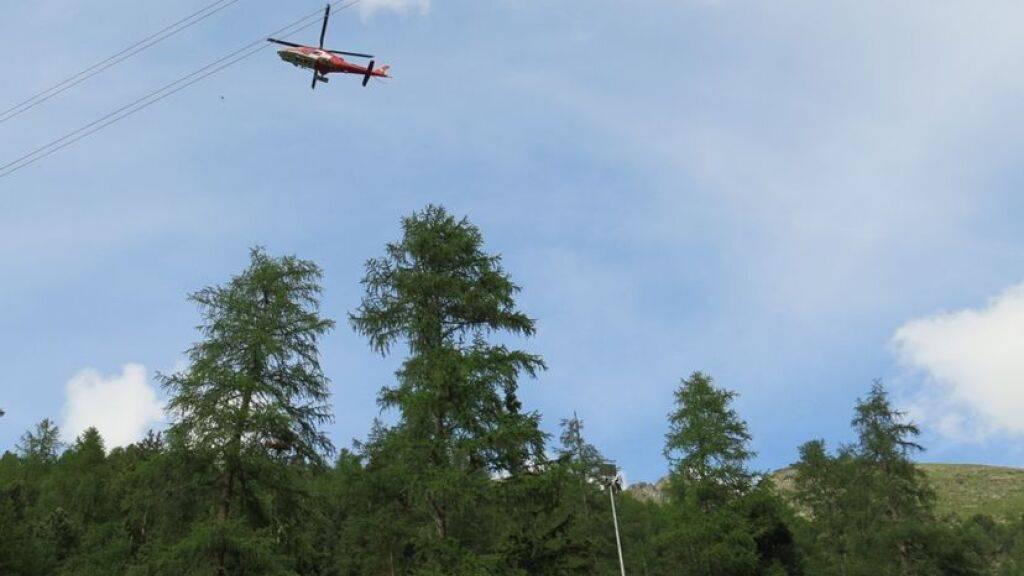 Erschöpft und leicht verletzt: Vermisster 75-jähriger Wanderer aufgefunden