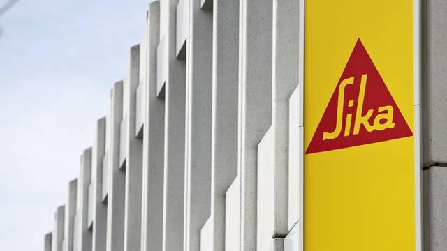Hauptsitz der Bauchemie-Herstellerin Sika (Symbolbild)