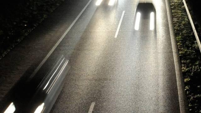 Der betrunkene Fahrer kehrte auf der Autobahn (Symbolbild)