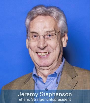 Auf seine Voten darf man gespannt sein, denn Jeremy Stephenson ist ein Senkrechtstarter. Neugewählt tritt er gleich das Erbe von Conradin Cramer an und übernimmt das Präsidium der Baurechtskommission.