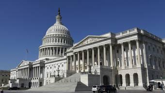 Das Kapitol in Washington, Sitz des US-Kongresses