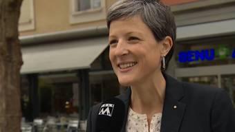 Das ausführliche Interview mit der Kandidatin in der Sendung «Fokus» bei Tele M1.