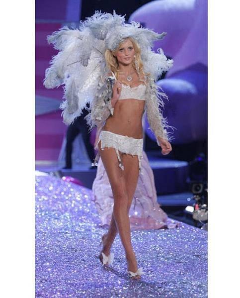 Sturm läuft für den Unterwäschehersteller Victoria's Secret. (© www.facebook.com/yfkesturm)