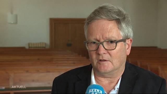 Zu langweilig: Kirchgemeinde Frick will Pfarrer loswerden