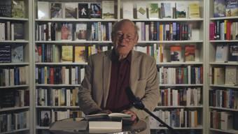 «Ich wusste gar nicht, dass Sie noch leben»: Franz Hohlers Kurzgeschichten sind Stoff zum Nachdenken. Gespickt mit dem typischen Schalk.