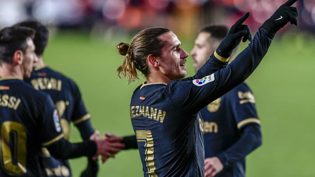 Dritter Sieg im dritten Spiel und vier Tore gegen Granada: Dem FC Barcelona läuft es im neuen Jahr wieder besser