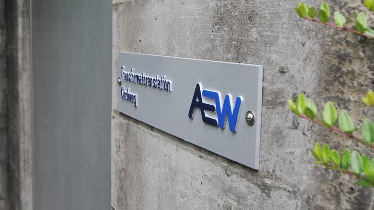 Die AEW Energie AG ist der Stromversorger in den betroffenen Gemeinden Klingnau und Koblenz.