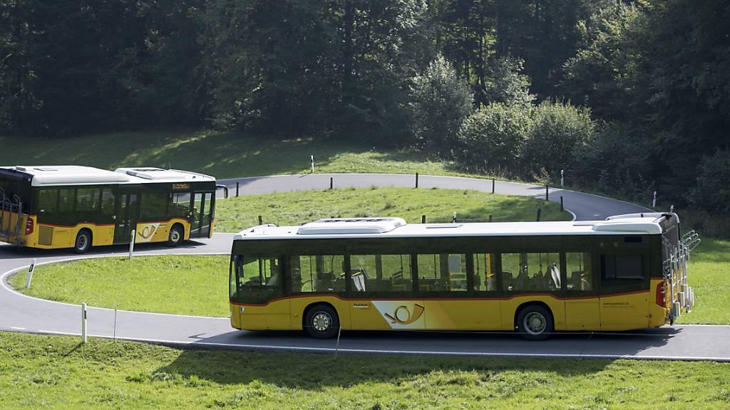 Postauto verzichtet noch auf Nachtbusse und touristische Linien
