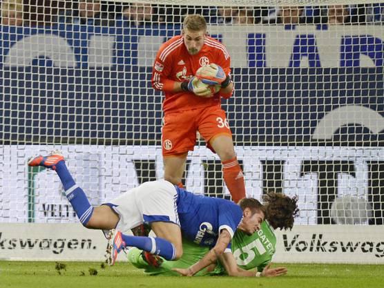 Lars Unnerstall stösst von Schalke 04 ins Brügglifeld