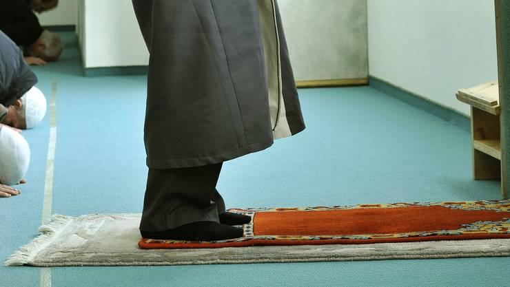 Imam beim Gebet
