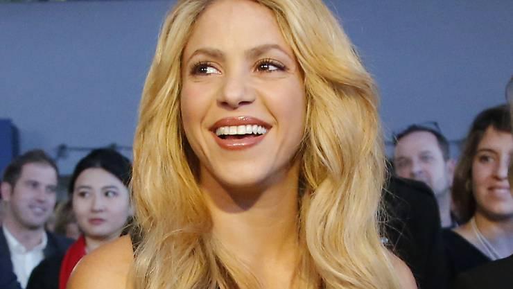 Shakira startete in der deutschen Stadt Hamburg ihre neue Welttournee, nachdem sie die Konzertreihe im Jahr 2017 aufgrund einer Erkrankung hatte absagen müssen. (Archivbild)