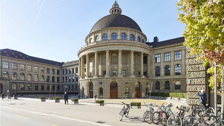 21000 Studierende aus über 120 Ländern: Die ETH Zürich zählt zu den besten Hochschulen der Welt.