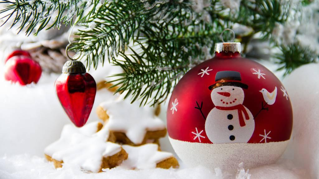 Bringe dich jetzt schon in Weihnachtsstimmung
