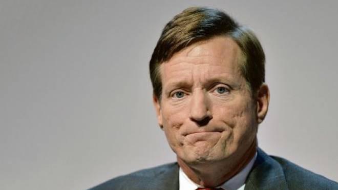 Brady Dougan, Chef der Grossbank Credit Suisse. Foto: Keystone