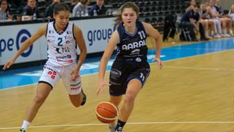 Basketball: SB LEAGUE WOMEN, Fribourg - BC Alte Kanti Aarau (06.Dezember.19)