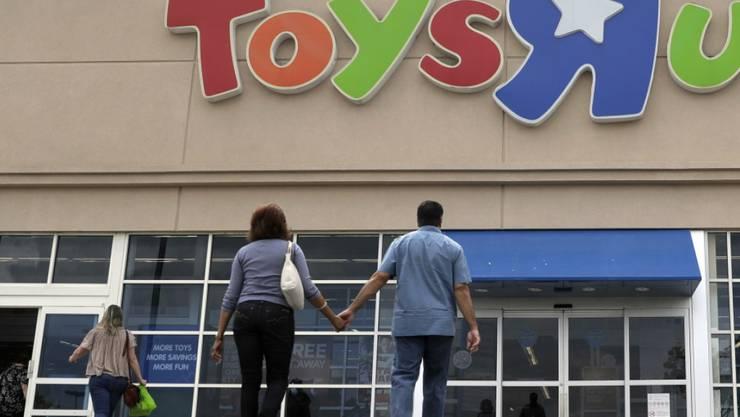 Eine Filiale des Spielwarenverkäufers Toys'R'Us im texanischen San Antonio im September 2017. (Archivbild)