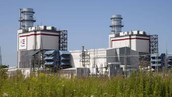 Wird ein Gas- und Dampfkraftwerk wie hier auf dem Bild im deutschen Hamm bald auch im Aargau gebaut?