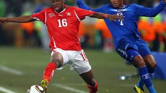Der Schweizer Internationale Gelson Fernandes wechselt in die Serie A