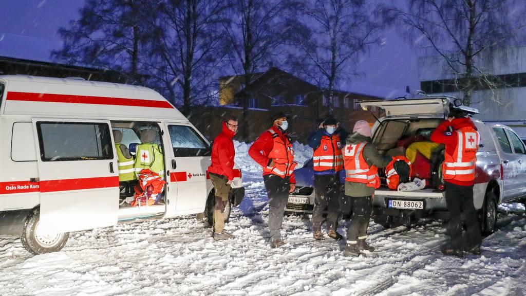 Nach Erdrutsch: Weiteres Todesopfer gefunden