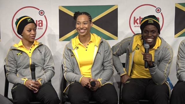 Jamaika hat ne Bobmannschaft!