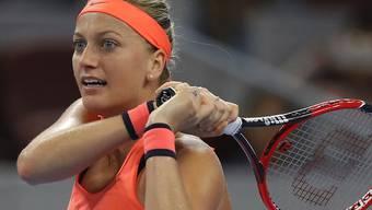Petra Kvitova hofft schon bald auf ihr Comeback auf der WTA-Tour