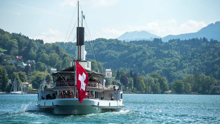 Wegen der Coronakrise muss die Schifffahrtsgesellschaft des Vierwaldstättersees (SGV) Stellen abbauen.