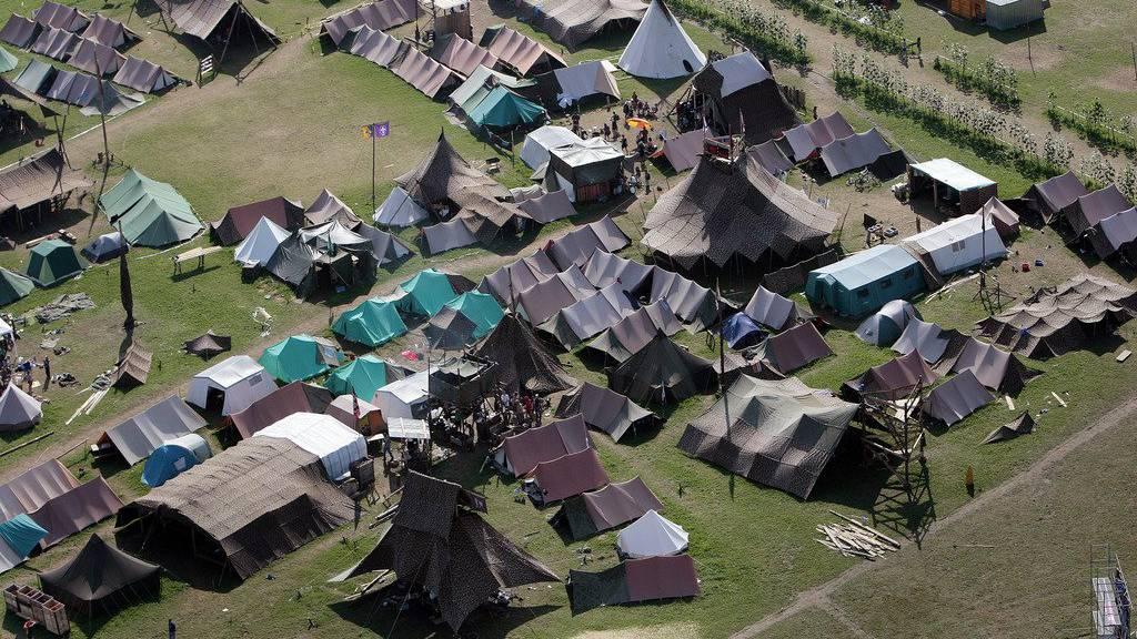 Bundeslager findet im Wallis statt