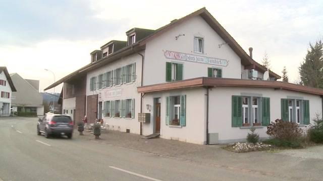 Restaurant-Überfall in Gretzenbach