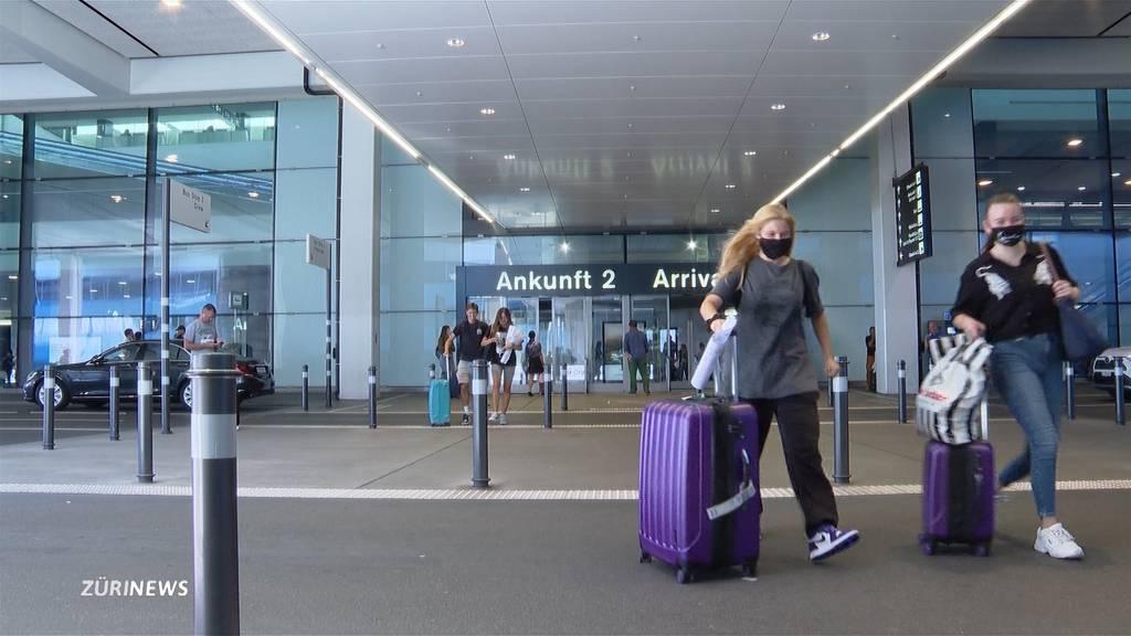 Hälfte der Schweizer Reisenden pfeift auf die Quarantänepflicht