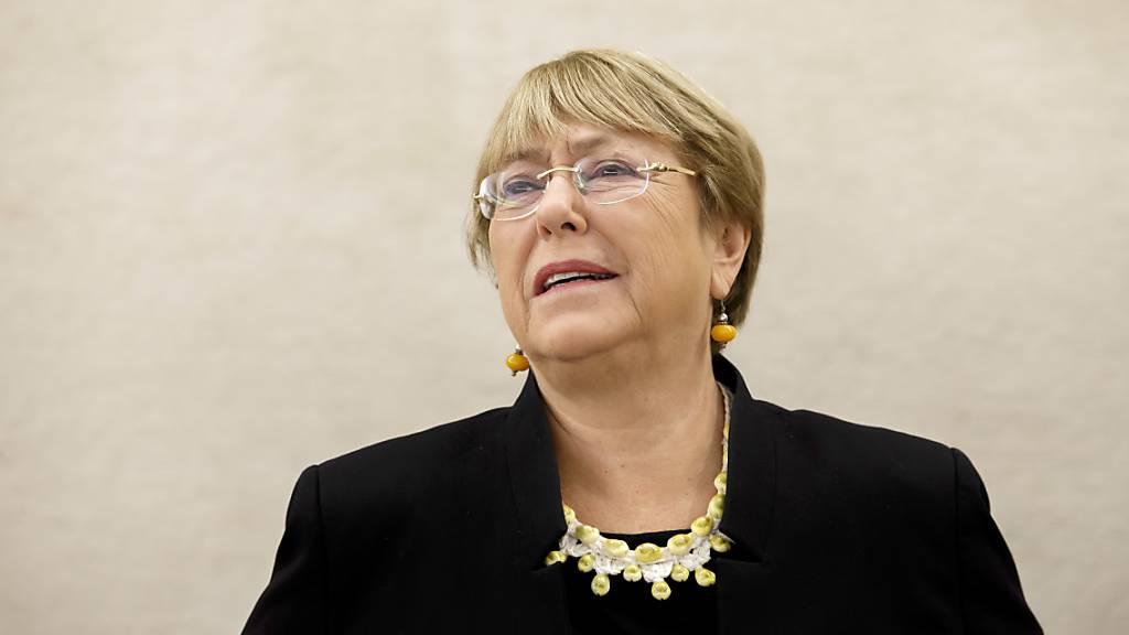 Bachelet: Klimawandel grösste Gefahr für Menschenrechte