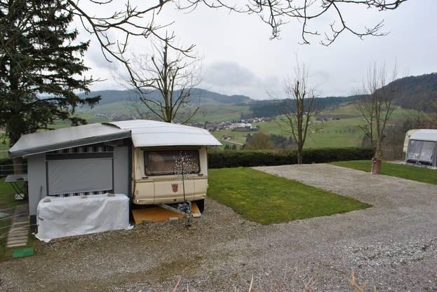 Der Campingplatz «Waldesruh» im Mettauertaler Ortsteil Wil liegt direkt am Waldrand etwas abseits vom Dorf mit Aussicht über die umliegenden Dörfer und Hügel. Er bietet 30 Stellplätze für Touristen und 70 Stellplätze für Saisonmieter. Die Saison dauert vom 29. März bis 31. Oktober.