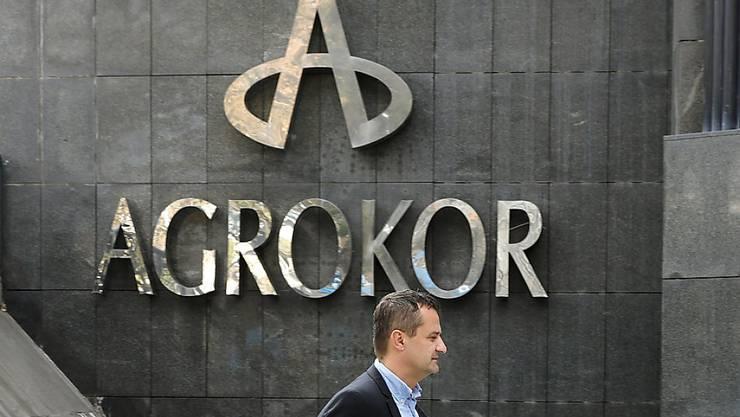 Versäumnisse bei der Rettung des kroatischen Nahrungsmittelkonzerns Agrokor? Regierung übersteht Misstrauensvotum. (Archivbild)