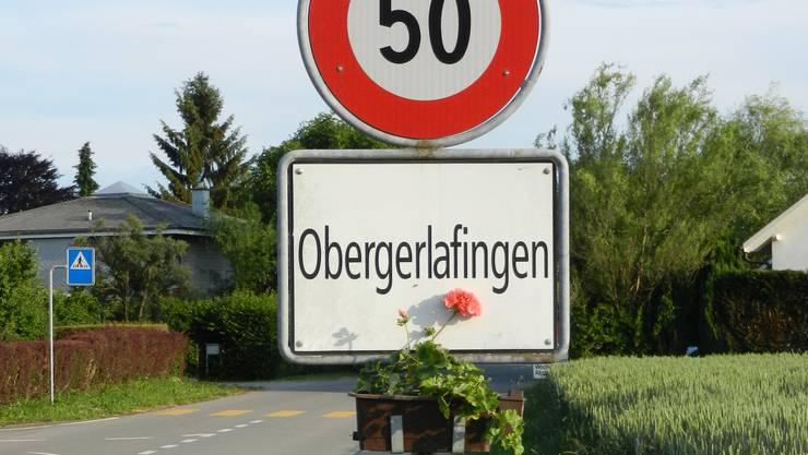Am Montag kam es in Obergerlafingen zu einer Auseinandersetzung.