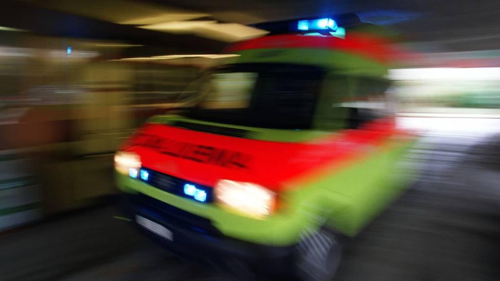 Luzerner Mountainbiker stirbt nach Sturz oberhalb von Biel