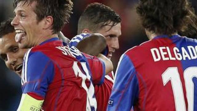 FC Basel hat im ersten Champions-League-Gruppenspiel das grosse Chelsea geschlagen.
