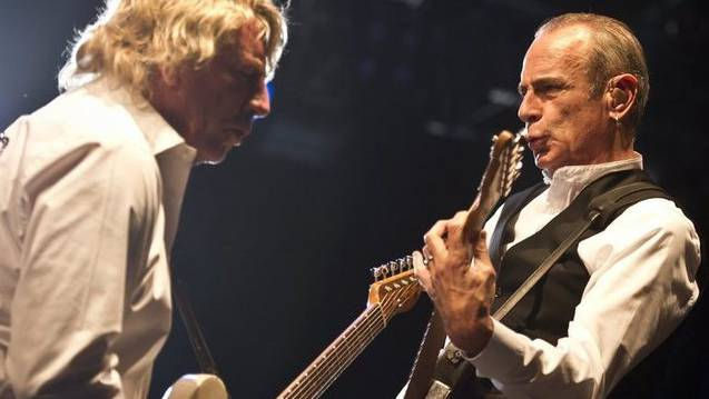Francis Rossi (rechts). (Archiv)