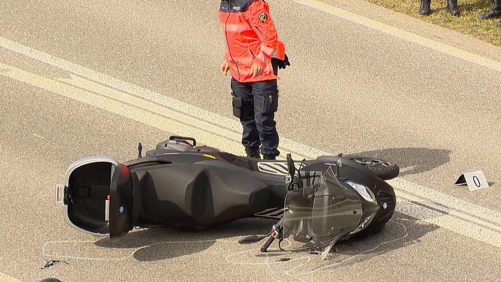 Zweidlen (ZH): Schwerverletzter bei Unfall mit Motorrad
