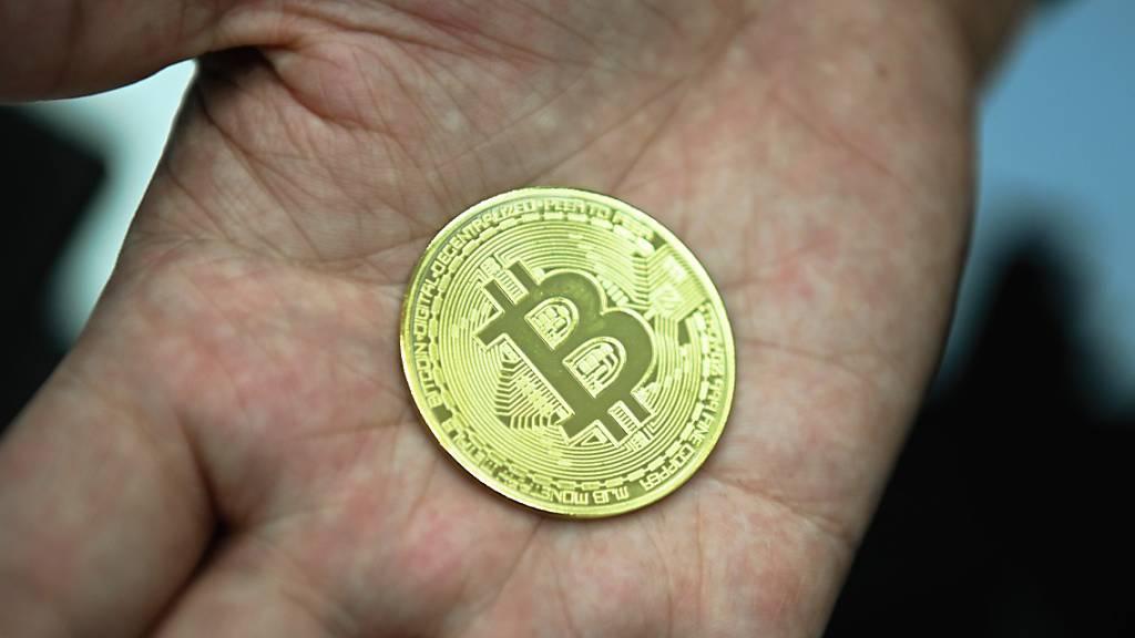Bitcoin knackt Marke von 50'000 Dollar