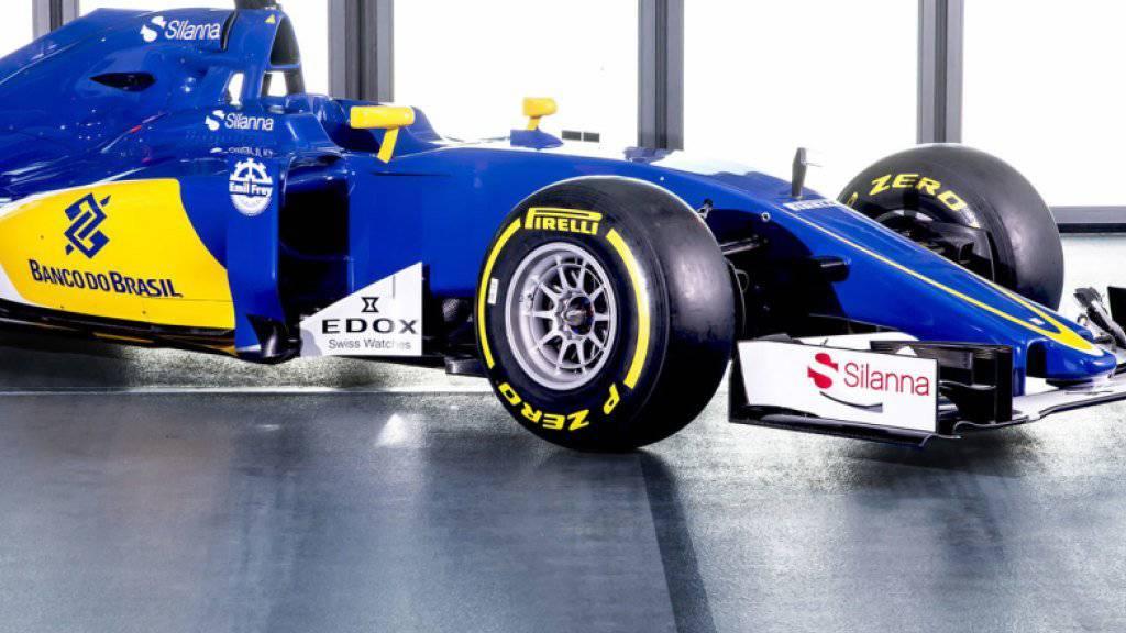 Anlässlich der zweiten Testfahrten in Montmeló bei Barcelona findet am Dienstag das Roll-Out des neuen Sauber C35 statt