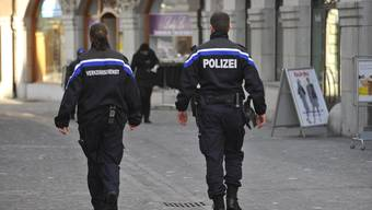 Die Oltner Stadtpolizei gibt es nicht mehr. (Archiv)