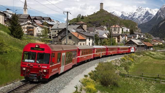 Video über Rhätische Bahn geht viral